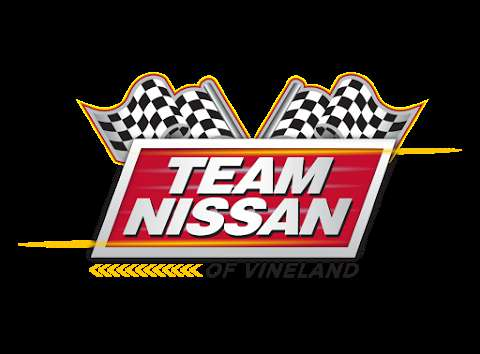 Team Nissan at 1715 South Delsea Drive in Vineland, New Jersey